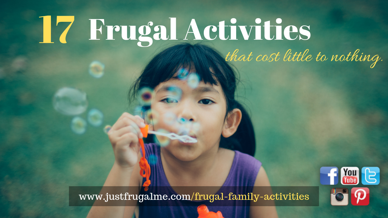 Frugal Family Activities