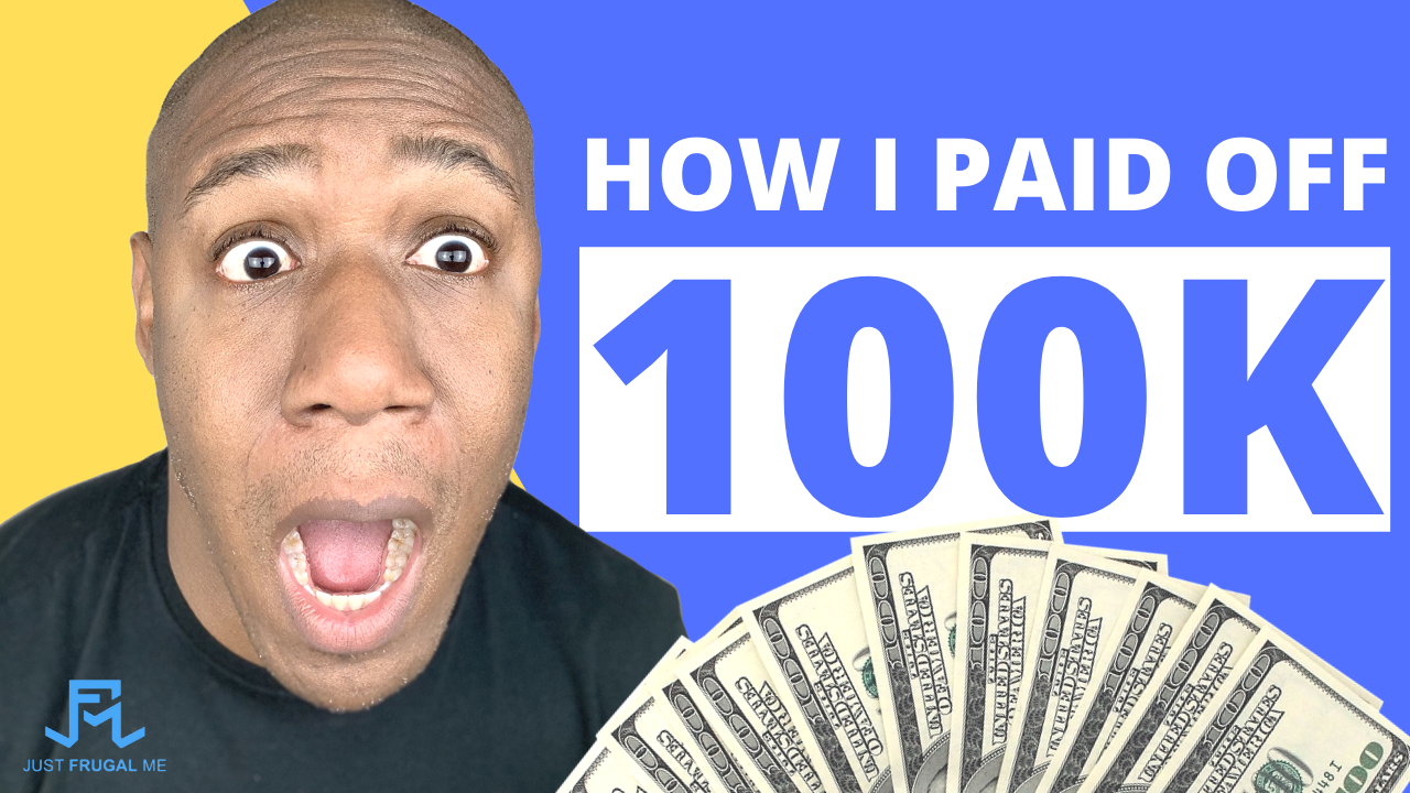 How I Paid Off $100,000 On A Low Income