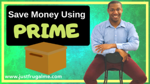 How I Save Money Using Prime