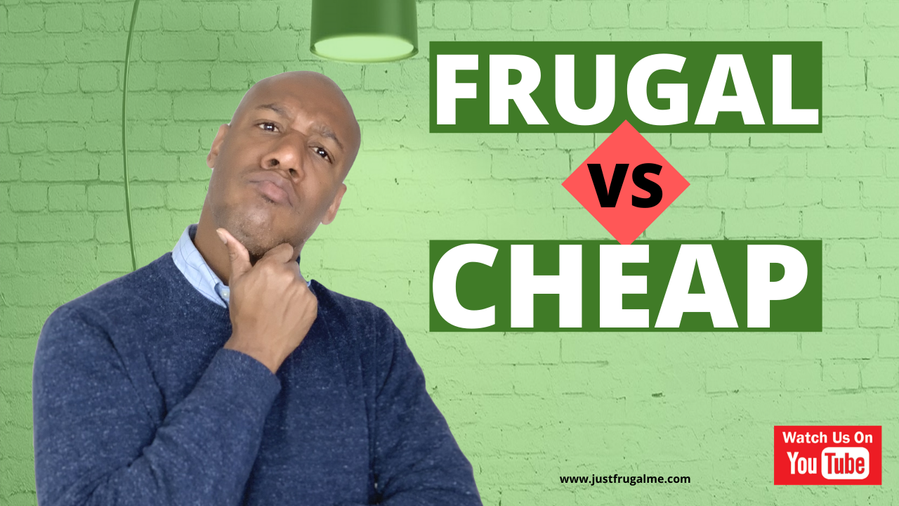 Frugal vs Cheap | What's the Difference?