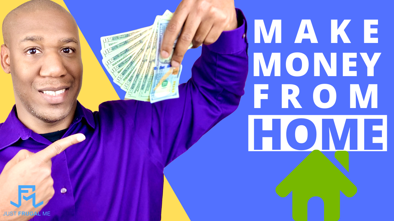 5 Side Jobs to Make Money from Home