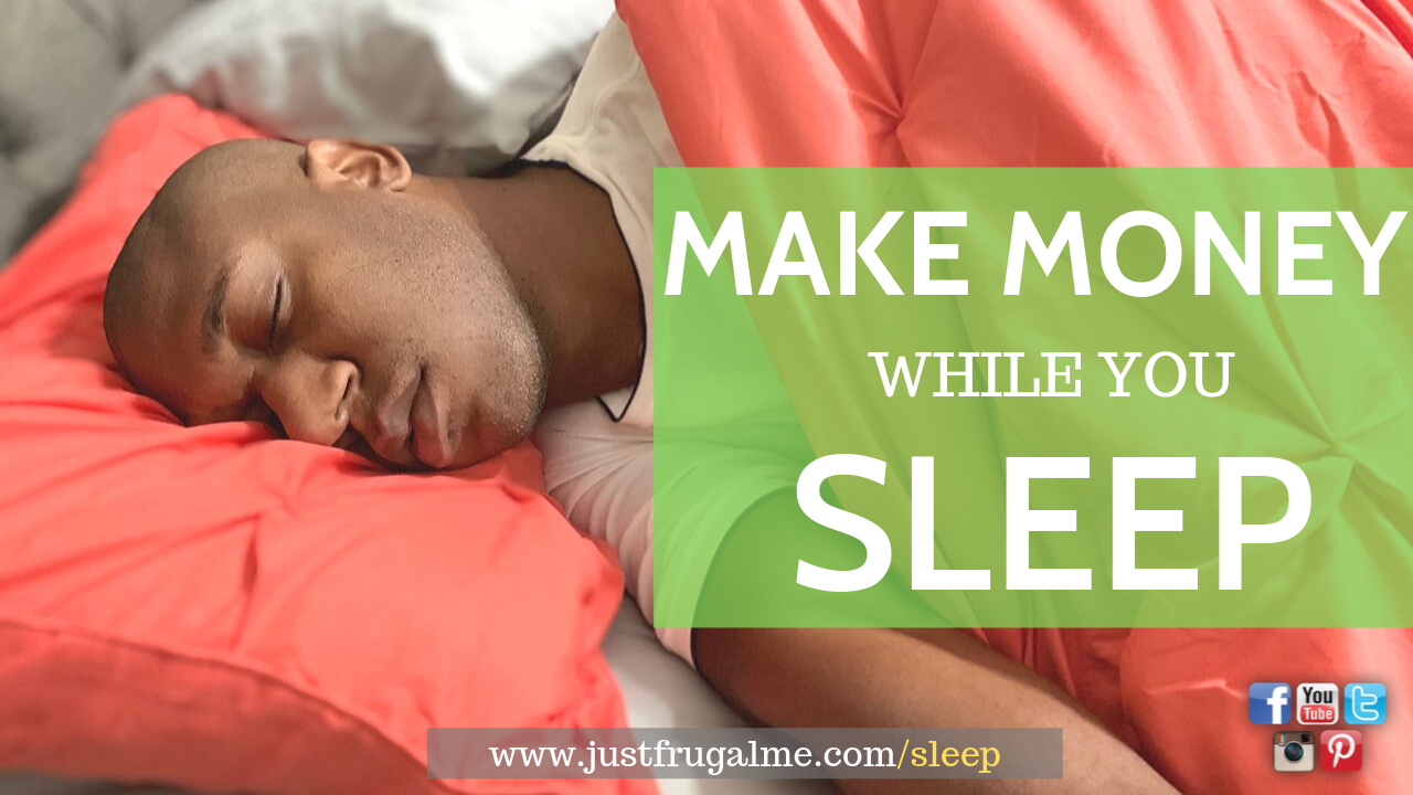 5 Ways to Make Money While You Sleep