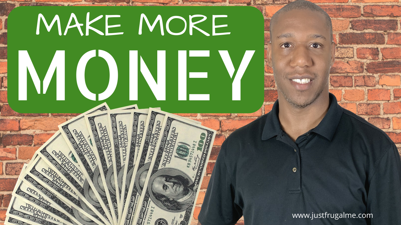 5 Ways to Make More Money