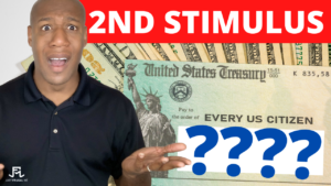 Second Stimulus Check Update in 3 minutes