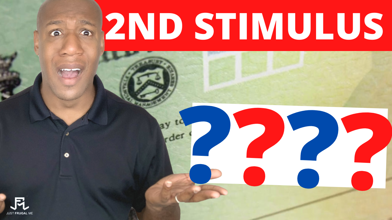 Second Stimulus Check Update