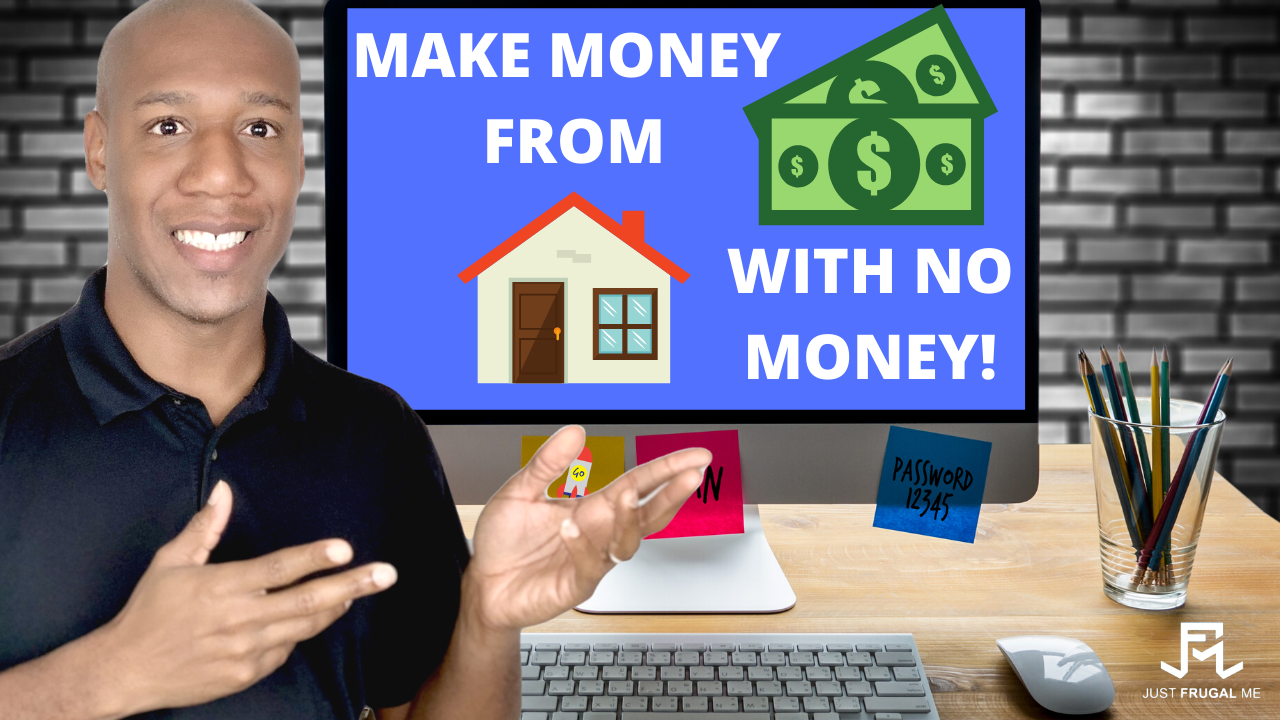 5 Best Ways To Make Money From Home With ZERO Money In 2020 (Fast Methods)