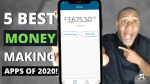 5 BEST Apps To Make Money From Your Phone (2020) on IOS/ANDROID