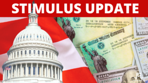 Good News Stimulus Update